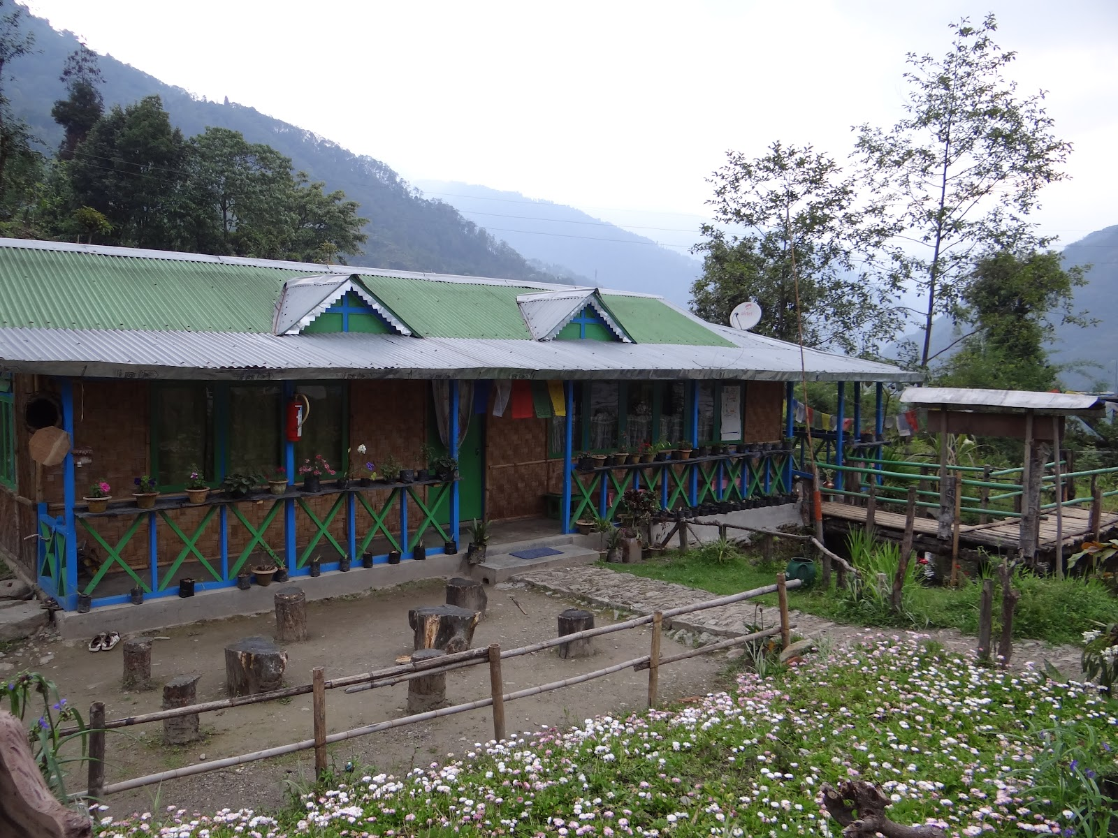Dara Gaon Village Retreat Hotel Pelling
