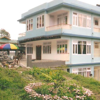 Hill Retreat Hotel Pelling