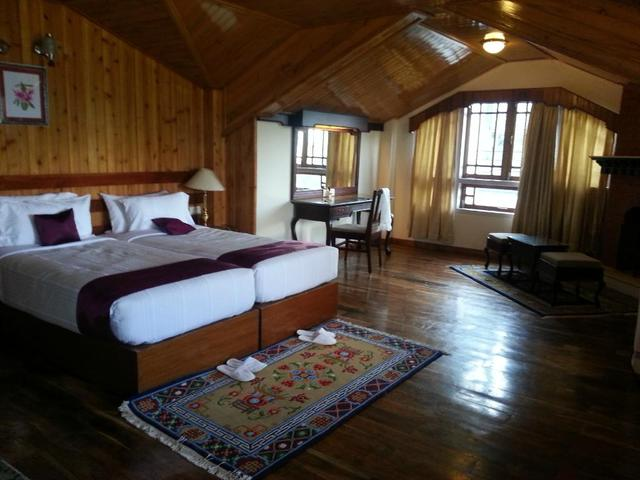 Norbu Ghang Resort Pelling Rooms Rates Photos Reviews
